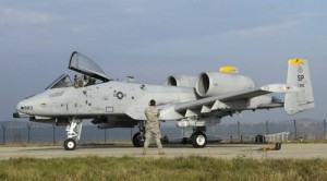 А-10 Thunderbolt. Грозный «бородавочник»